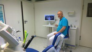 Zahnarztpraxis -Bild-Header